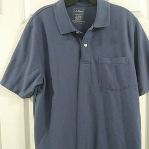 L.L. Bean Short Sleeve Shirt Sz.M
